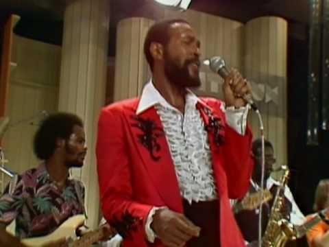 Marvin Gaye Live In Montreux 1980 BBC Elvis