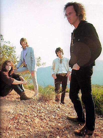The Doors Photo Shoot Laurel Canyon Waiting For The Sun