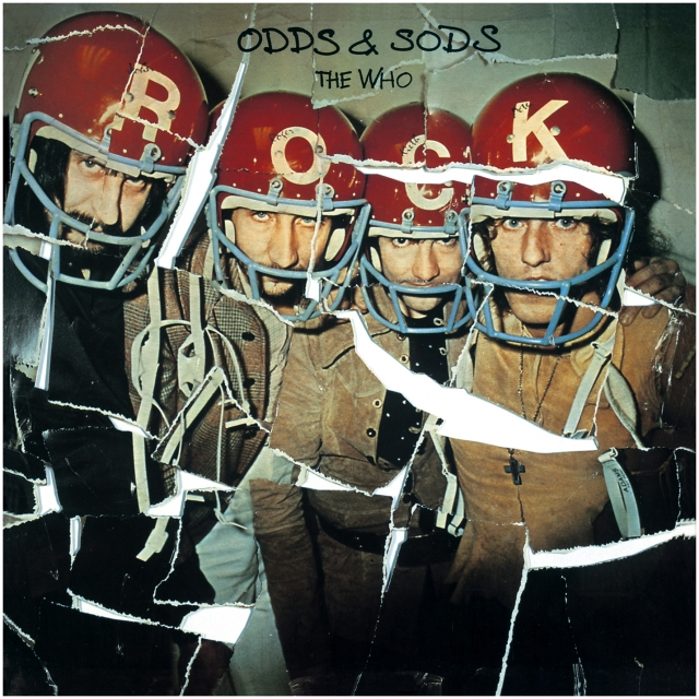 The Who Odds And Sods Football Helmets Red Hot Chili Peppers Stadium Arcadium