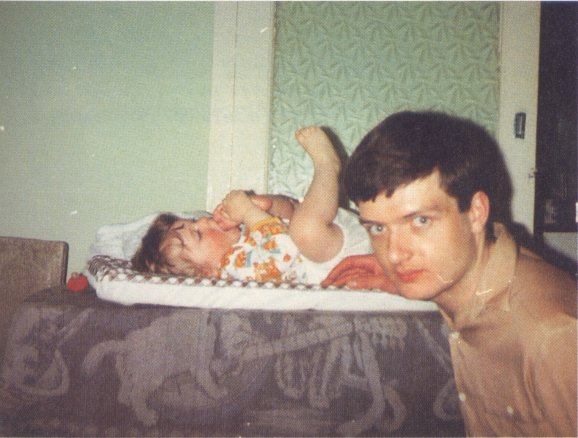 Ian Curtis Natalie May 13, 1980 Last Photo Joy Division