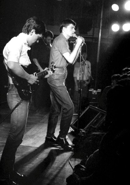 Ian Curtis Joy Division Last Show May 2, 1980 Birmingham High Hall