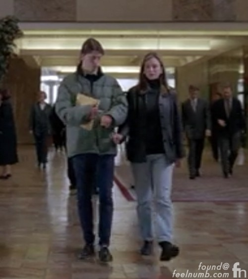 Dave Grohl X-Files Episode Cameo Jennifer Youngblood