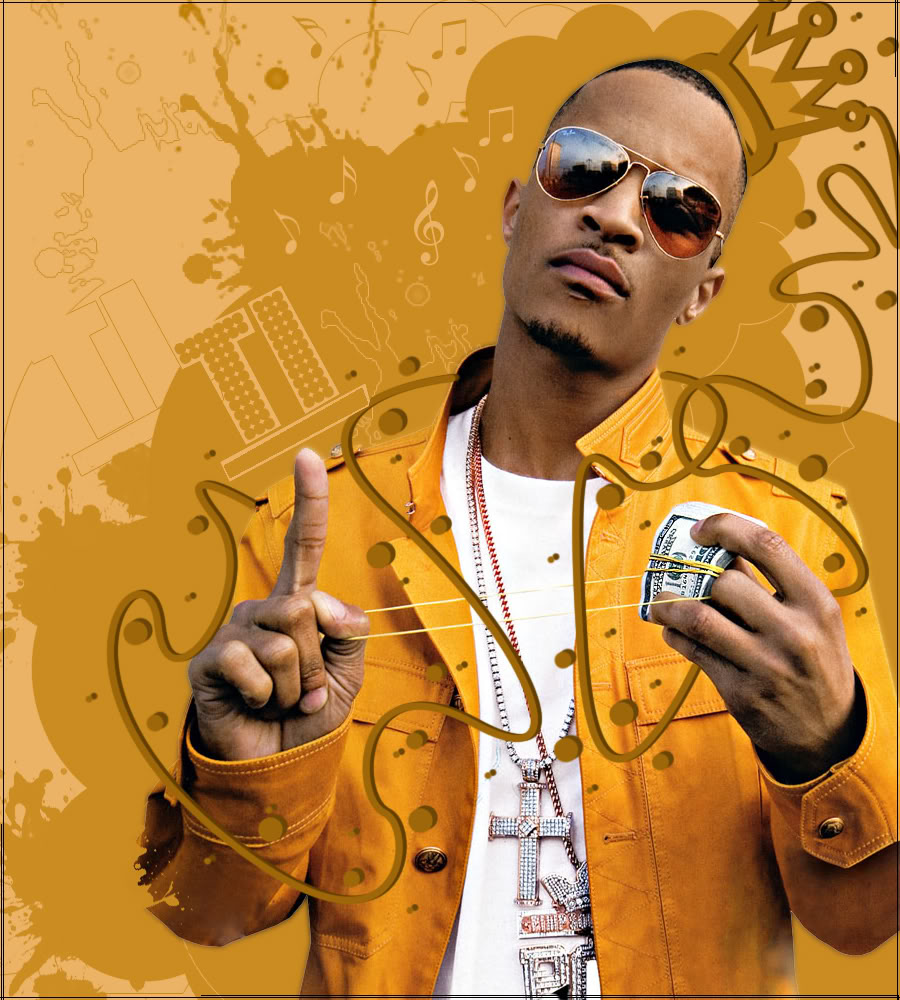 T.I. Making It Rain Money John Lennon