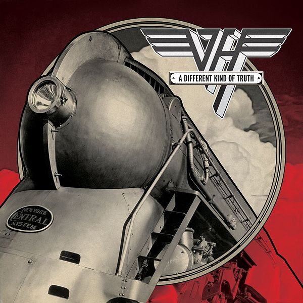 Van Halen A Different Kind Of Truth The Commodores Movin' On Drefuss Hudson J3A Steam Train