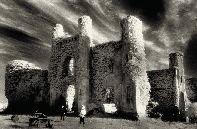 The Unforgettable Fire Album Cover Photo U2