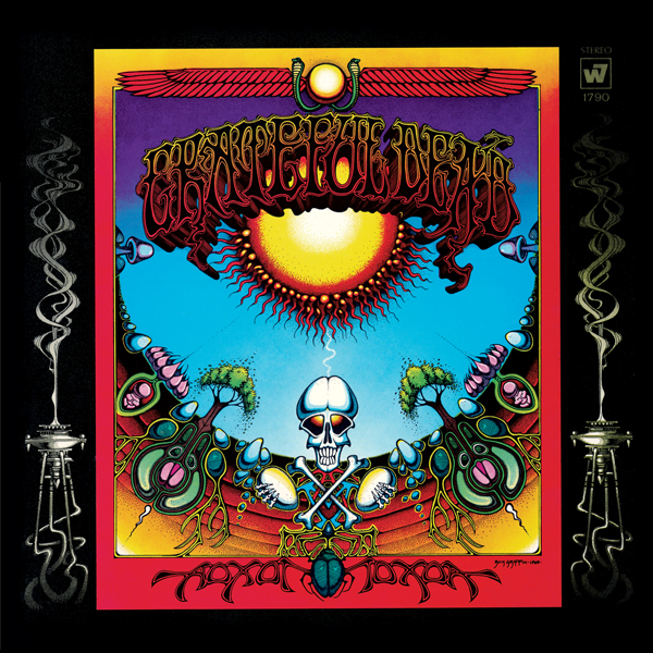 Aoxomoxoa Grateful Dead We Ate The Acid