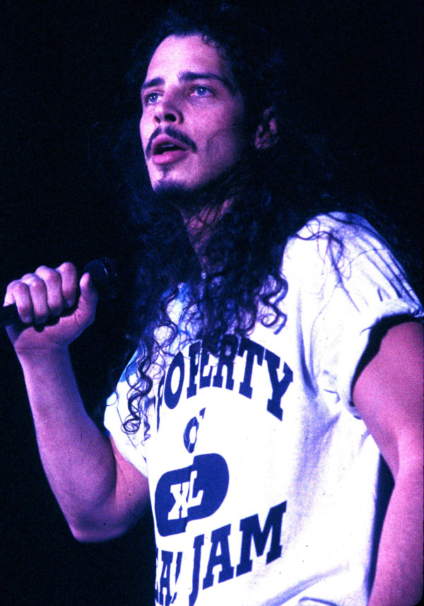 Chris Cornell Soundgarden Pearl Jam Shirt