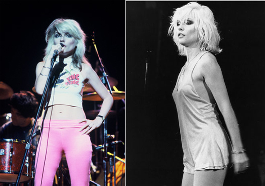 Deborah Debbie Harry Blondie Sexy Photo Gallery
