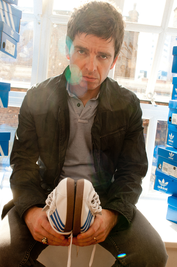 Noel Gallagher Adidas Shoes NG-72