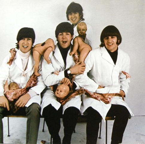 The Beatles Butcher Cover Photo Session Alternate Photos