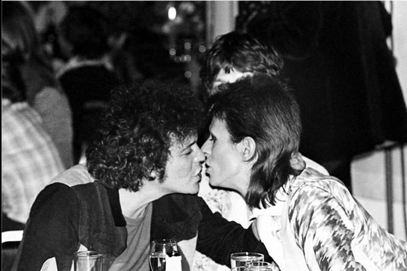 David Bowie Ziggy Stardust Lou Reed Kiss