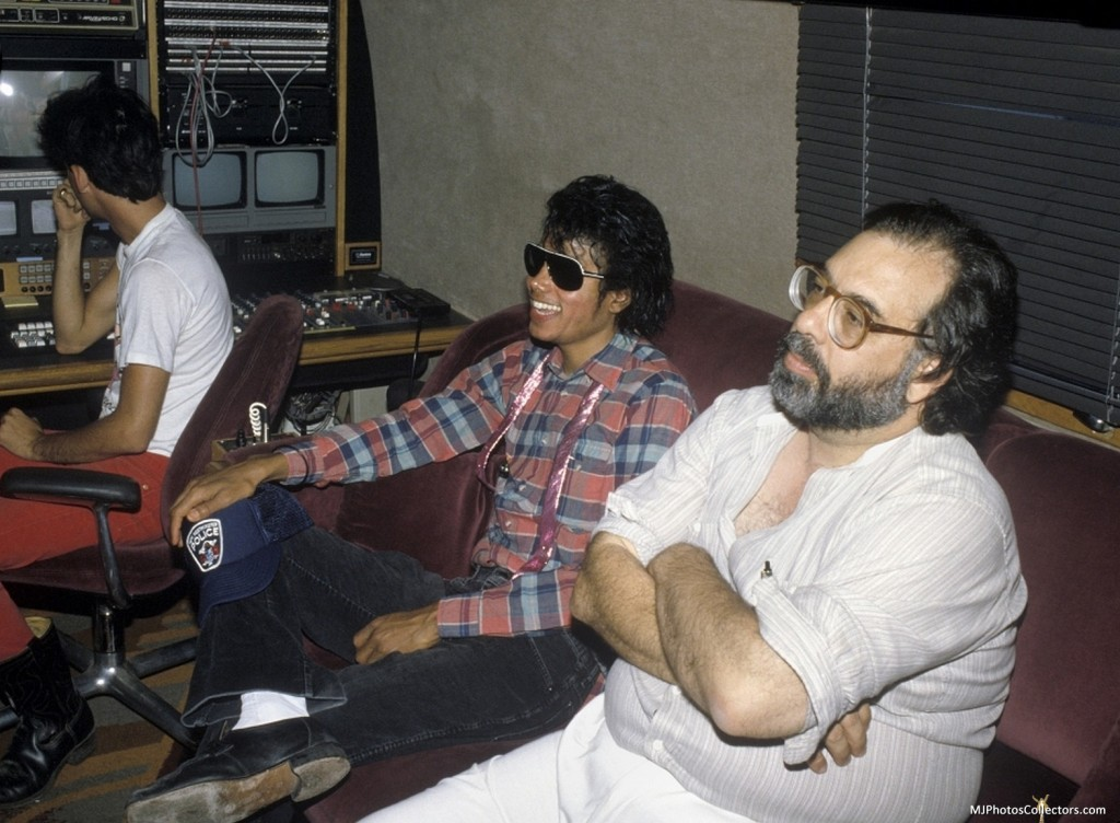 Michael Jackson francis ford coppola Captain EO