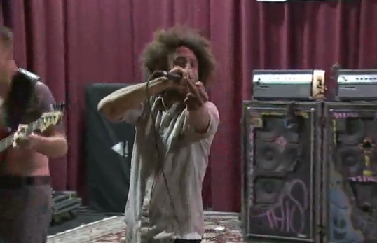 Rage Against The Machine Killing In The Name BBC Performance 2009
