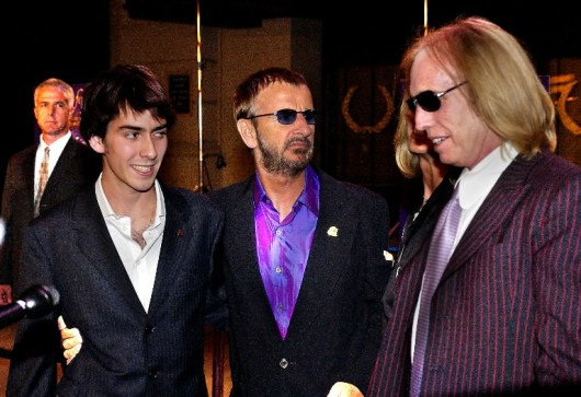 Tom Petty The Beatles Ringo Starr