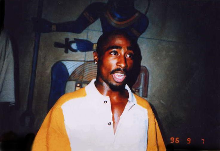The Last Photos Of Tupac 2pac Shakur The Day He Was Shot