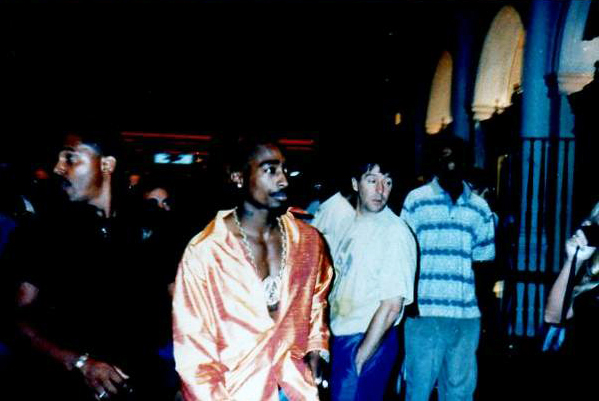 Tupac 2Pac Shakur Las Vegas September 7, 1996 Last Day