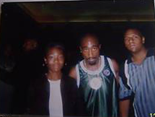 Tupac Shakur Las Vegas Nevada September 7, 1996 Tank Top
