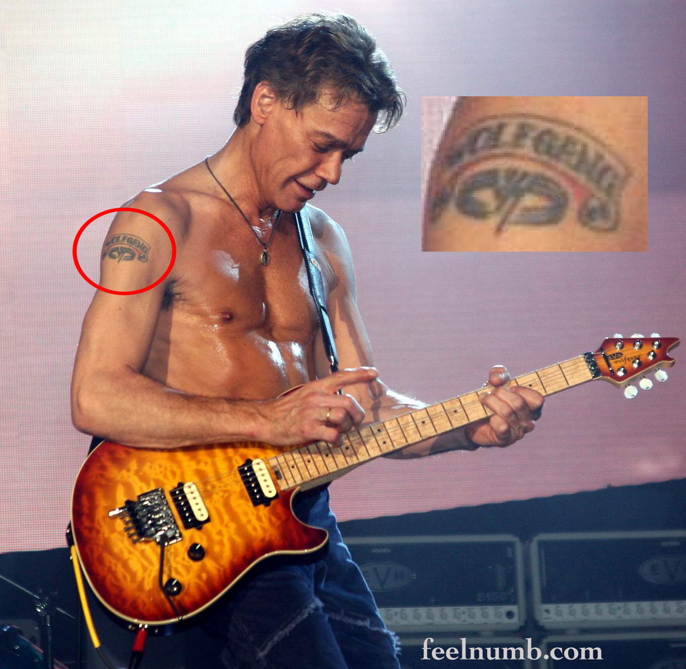 Tattoos meaning frusciante john Red Hot