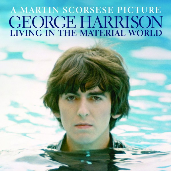 George Harrison Living In The Material World Pool Photo Help! The Beatles