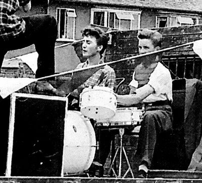 John Lennon The Quarrymen July 6, 1957