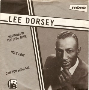 Lee Dorsey Funky Beastie Boys Sure Shot Lyric