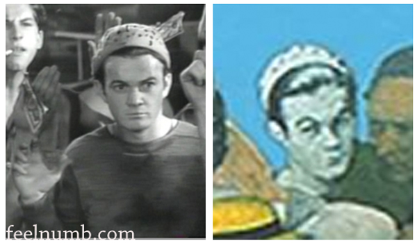 Leo Gorcey The Beatles Sgt. Peppers Lonely Hearts Club Band