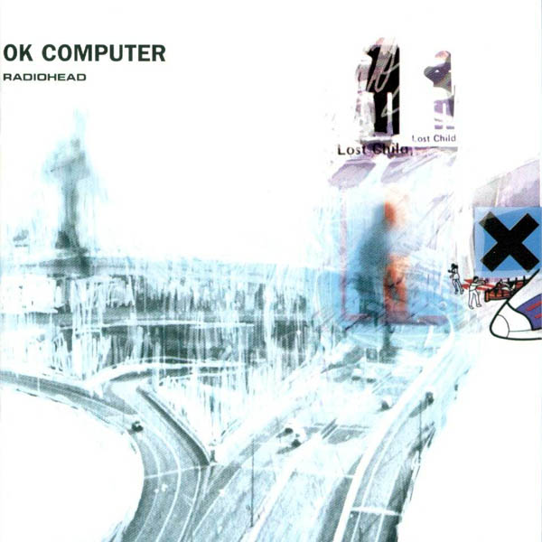 Radiohead OK Computer Promo Items Floppy Disc Radio Walkman