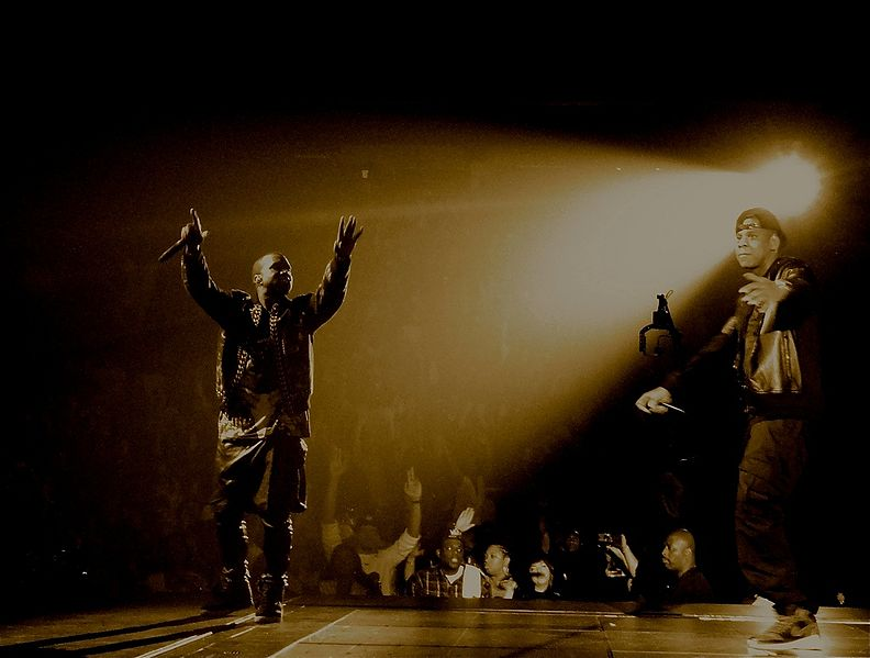 Jay Z Kanye West Watch The Throne Tour Niggas In Paris Repeat Again
