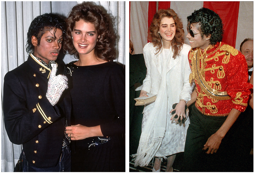 The Best Brooke Shields Michael Jackson Grammys