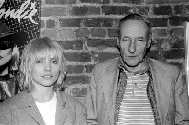 Deborah Harry Debbie William S. Burroughs Blondie Music