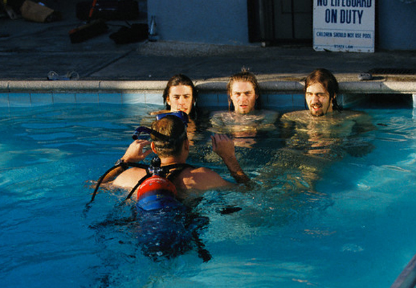 Nirvana Pool Photo Shoot Kirk Weddle Photograpy
