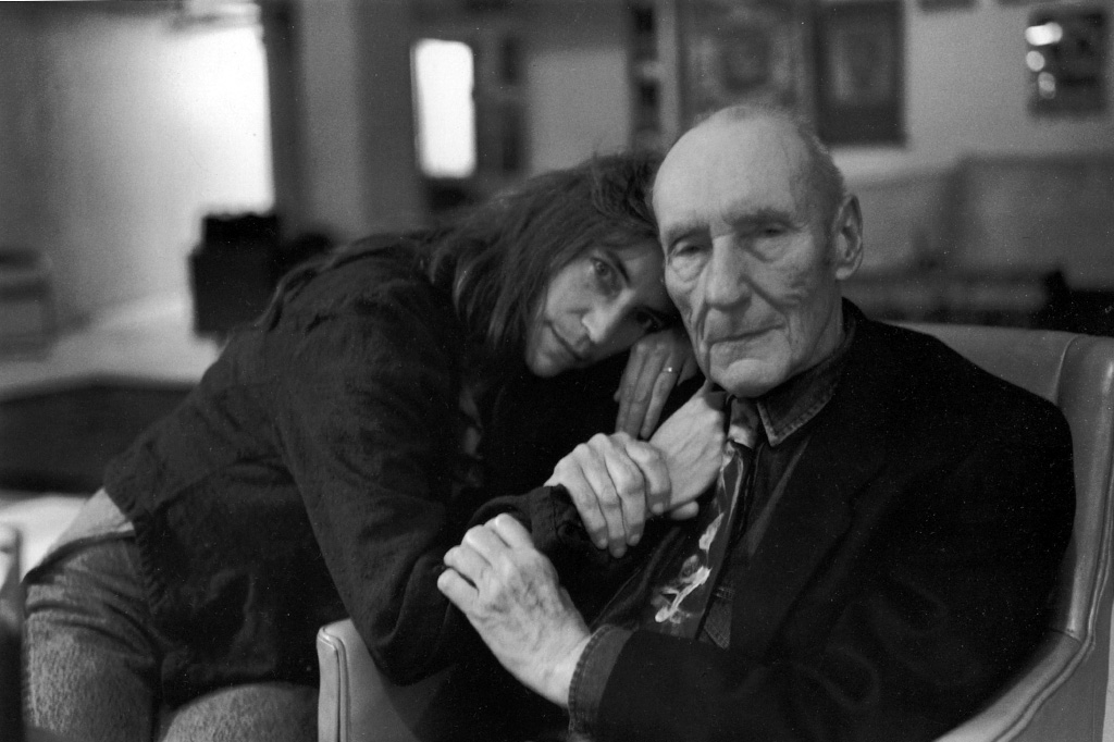 Patti Smith William S. Burroughs Musicians