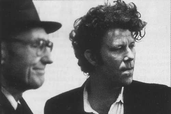 Tom Waits William S. Burroughs Musicians