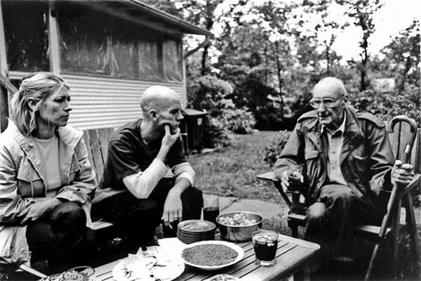 William S. Burroughs Michael Stipe Kim Gordon Music