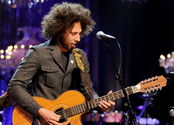 Zack de la Rocha los tigeres del norte MTV Unplugged Rage Against The Machine