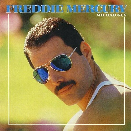 Freddie Mercury Mr. Bad Guy 1985 Drums Taylor Hawkins Foo Fighters