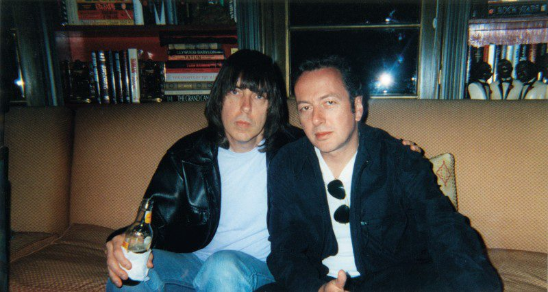 Johnny Ramone The Ramones Joe Strummer The Clash