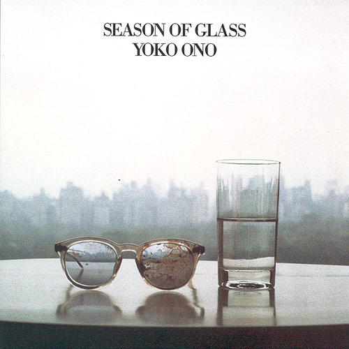 Yoko Ono Season Of Glass John Lennon Bloody Glasses