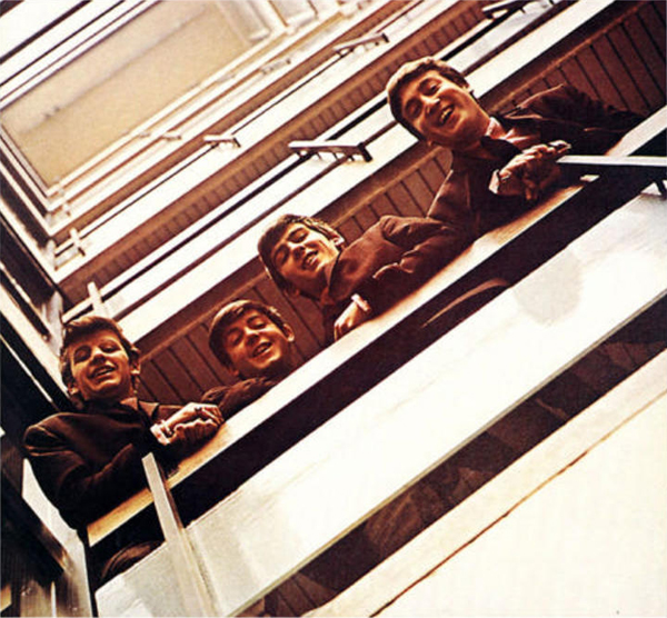 The Beatles EMI House Stairwell 1963