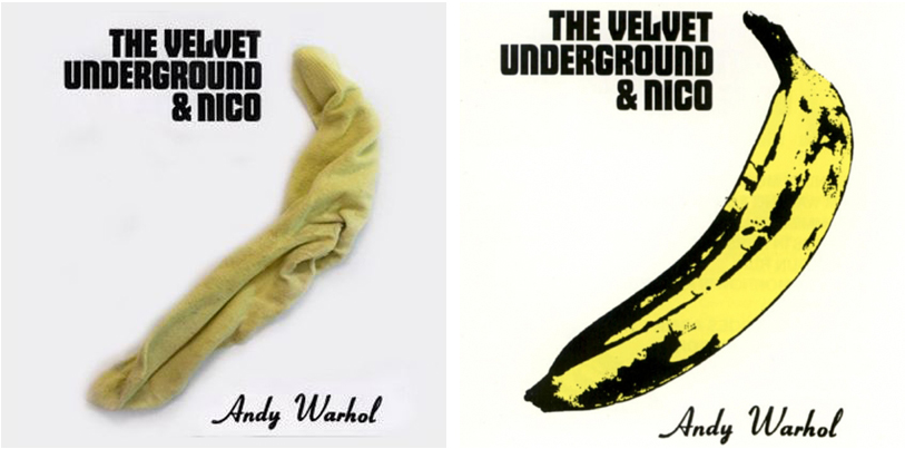 The Velvet Underground & Nico Sock Album Cover