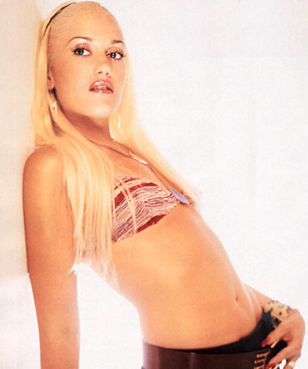 Gwen Stefani Sexy Photos Gallery No Doubt Hot