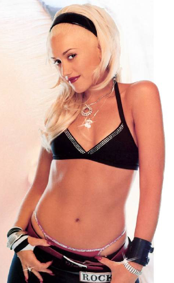 Gwen Stefani Hot Photos Panty Sexy Gallery