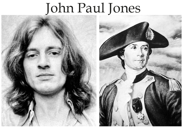 John Paul Jones Led Zeppelin Stage Real Name Baldwin