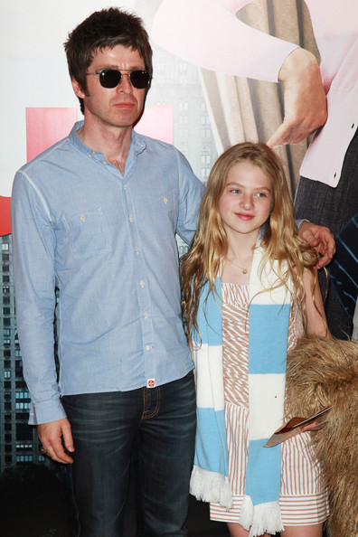 Noel Gallagher Anais Gallagher Oasis Daughter Meg Matthews