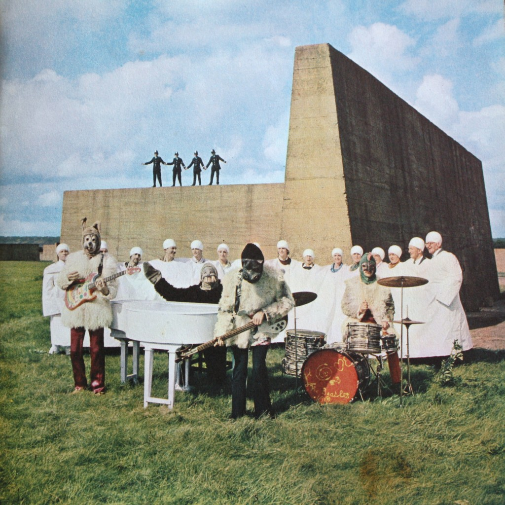 The Beatles Magical Mystery Tour I Am The Walrus Love The 3 Beatles