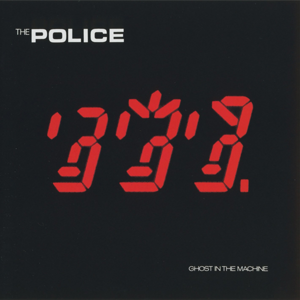 The Police Ghost In The Machine Album Cover 666 Hidden Message Meaning