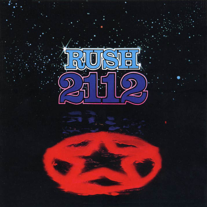 2112 Rush Clockwork Angels Clock Time