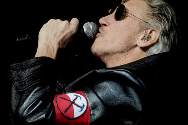 roger waters the wall live 2012 hammers logo pink floyd