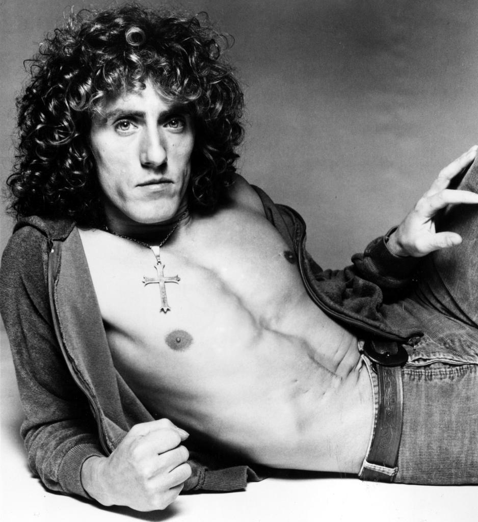 The Who Roger Daltrey Stomach Scar Surgery