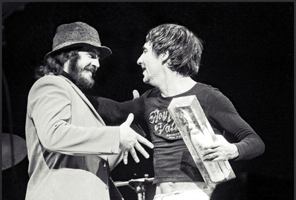 John Bonham Keith Moon Roy Harper And Friends Concert 1974